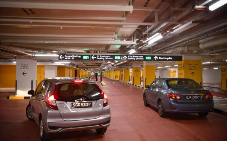 New T1 car-lite in Changi Airport ready on Nov 20