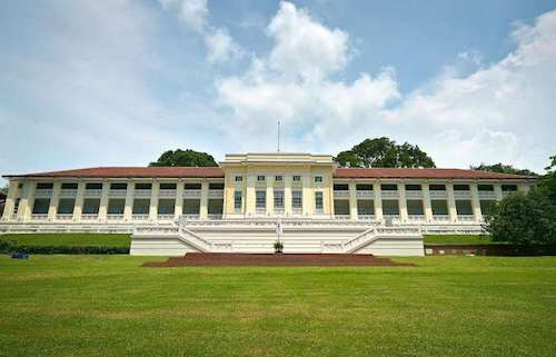 Seamless Connecting Park access for Fort Canning area