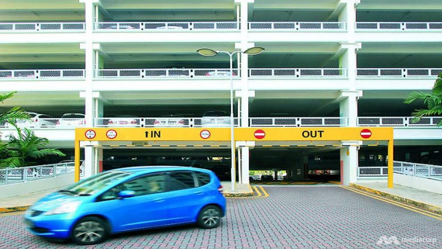Detecting illegal skipped car in HDB parking with TDS system