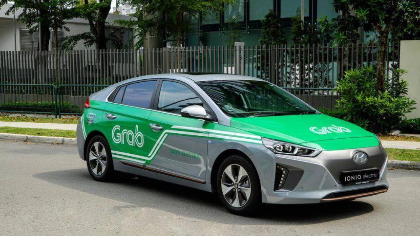 Hyundai, Kia added 200 electric vehicle to Grab fleet