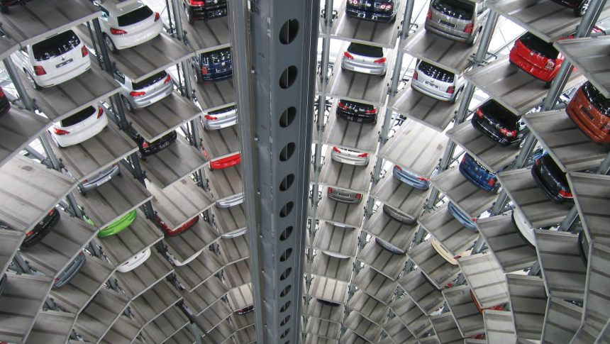 Waiting for improvement of multi-storey carparks